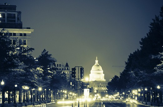 Washington DC Nighttime