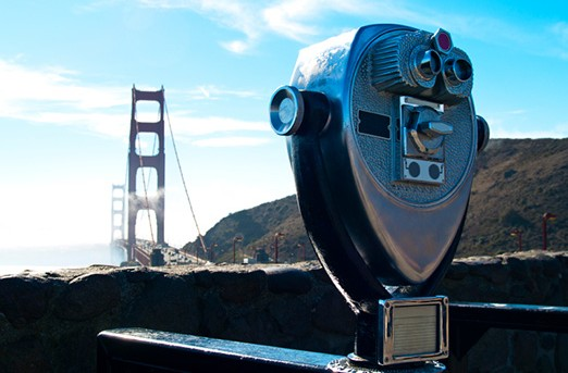 San Francisco PayTelescope and Bridge