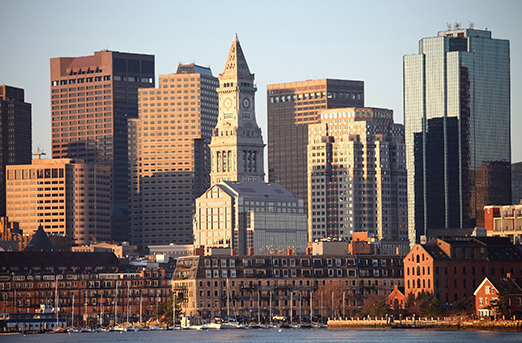 BostonBuildingsSunset522x343