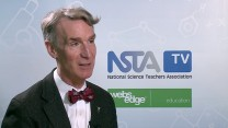 Interview with Bill Nye, The Science Guy