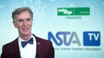 Bill Nye, CEO of the Planetary Society - NSTA 2017