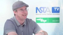Andy Weir, Author of The Martian - Keynote Speaker at NSTA 2017