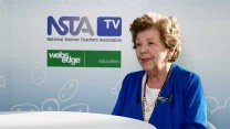 Interview with Mary Gromko, President of NSTA at NSTA 2017