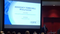 ASBMB Advocacy Town Hall Meeting