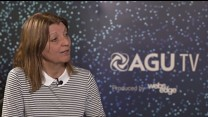 Exclusive interview with Joanna Morgan, Professor of Geophysics - AGU 2017 Fall Meeting