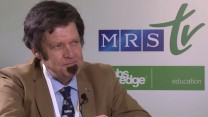 Interview with Lars Samuelson, PhD -2014 MRS Fall Meeting