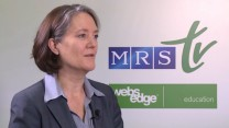 2014 MRS President, Tia Benson Tolle, PhD Interview