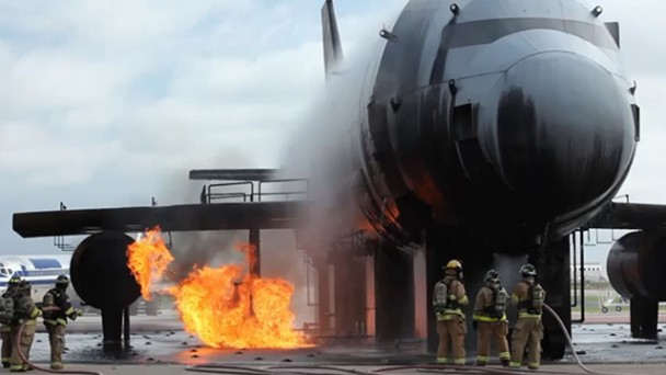Connecting and Training the World in Aviation Fire Safety