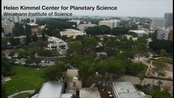 Helen Kimmel Center for Planetary Science, Weizmann Institute of Science