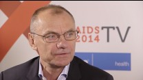 Gottfried Hirnschall, Director of HIV Department, World Health Organization