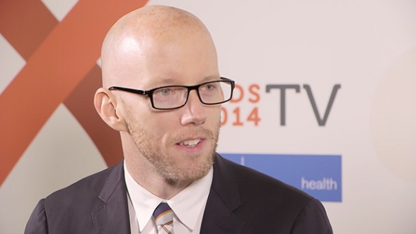 Interview with Owen Ryan, Executive Director, International AIDS Society