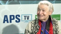 Interview with Dr Mildred Dresselhaus, MIT