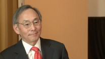 Interview with Steven Chu, Department of Energy Secretary