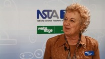 Interview with NSTA President- Juliana Texley