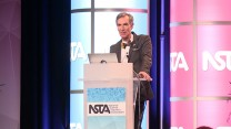 Interview with Bill Nye- The Science Guy at NSTA 2015