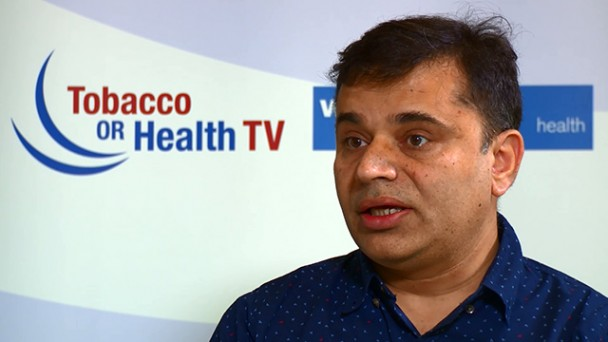 Interview with Kamran Siddiqi, Senior Lecturer in Public Health, University of York
