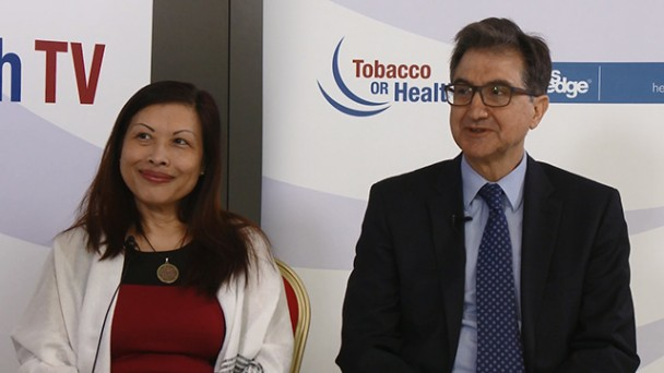 Interview with Ms Gemma Vestal & Dr Ghazi Zaatari on Waterpipe Smoking