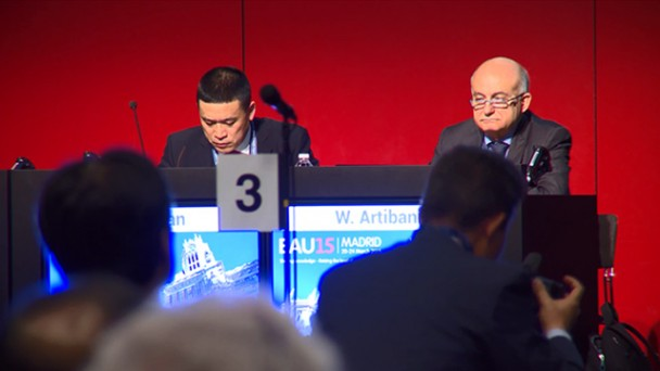 Urology From Far and Wide: EAU 2015