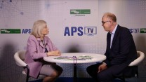 Interview with Kate Kirby - APS CEO