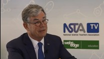 Interview with NSTA Executive Director