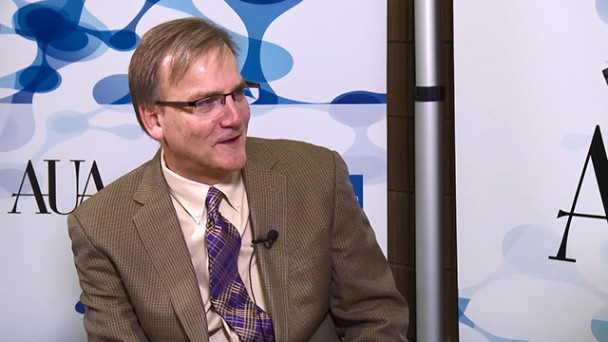 Interview with J. Christian Winters, MD - AUA 2015