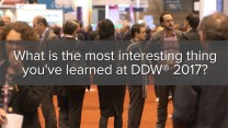 What's the most interesting thing you've learned at DDW 2017?