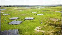 LOFAR (Low Frequency Array) and ASTRON