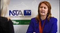 Interview with NSTA President - Christine Royce