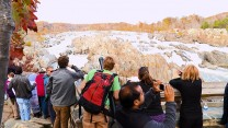 Field Trip: Great Falls on the Potomac River  - GSA 2015