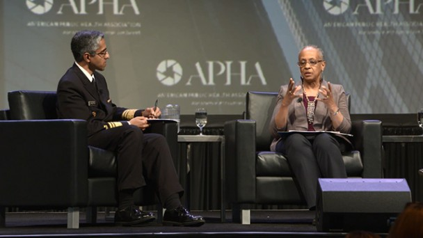 Monday General Session Highlights- APHA 2015