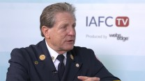 IAFC First Vice President, Chief Gary Curmode