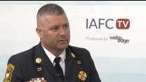 2017 IAFC Volunteer Fire Chief of the Year - Chief Brian Wade