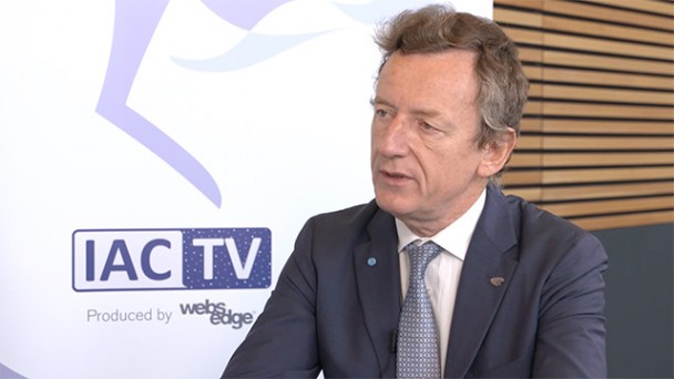Interview with Roberto Battiston, President of the Italian Space Agency