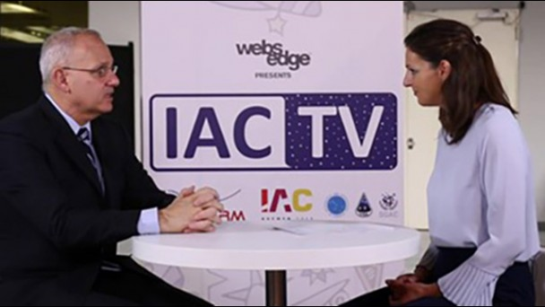 Interview with Jean-Yves Le Gall, President of the International Astronautical Federation