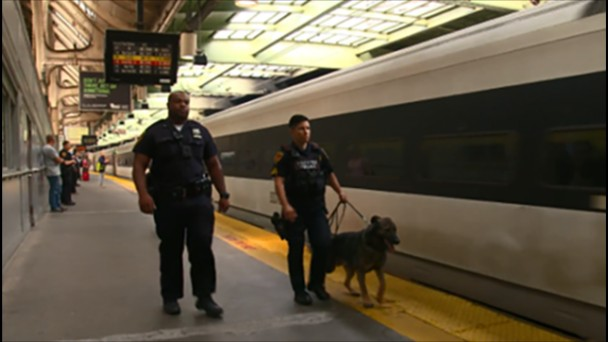 New Jersey Transit Police Department
