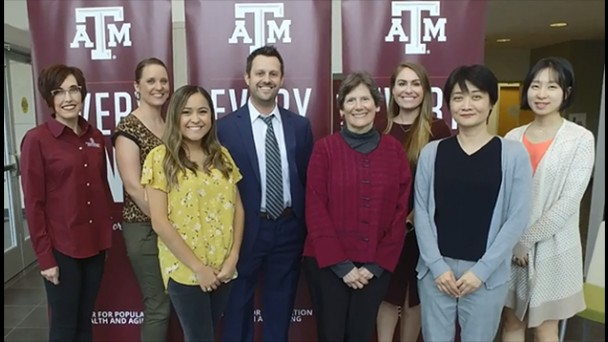 Center for Population Health and Aging | Texas A&M University
