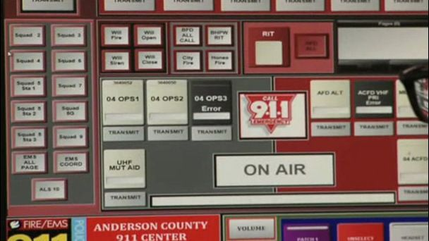 State of the Art 911 Centers using Avtec