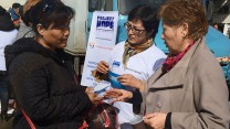 Bringing TB Awareness and Care to Migrant Workers in Kazakhstan