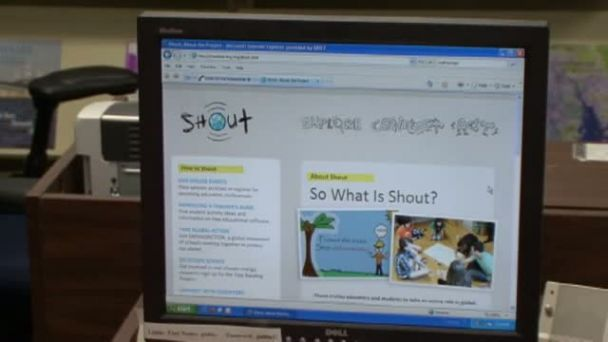 The Shout Series: An Interactive Learning Experience