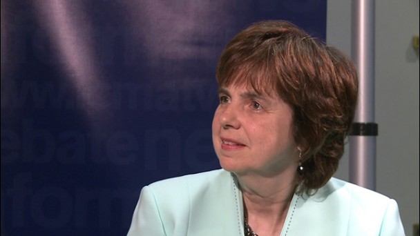 Interview with Joan McCallen, President and CEO of ICMA-RC