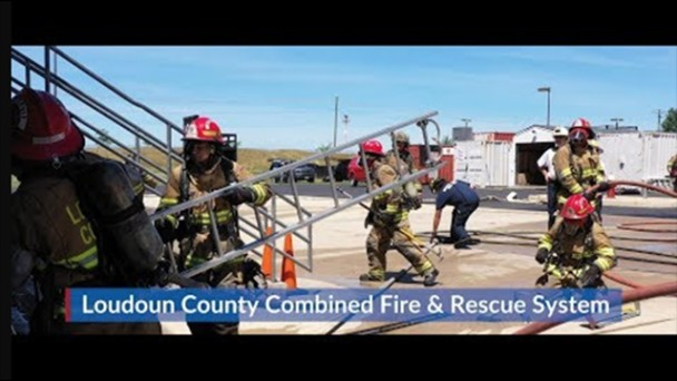 Loudoun County-Combined Fire Rescue System, Virginia